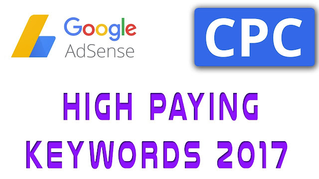 Highest Paying Adsense, Adwords and CPC Keywords
