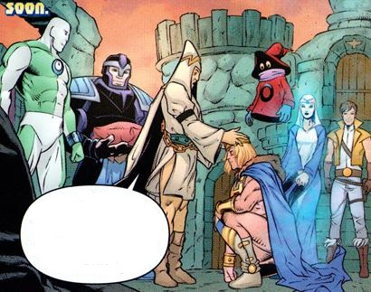 He-Man incoronato re
