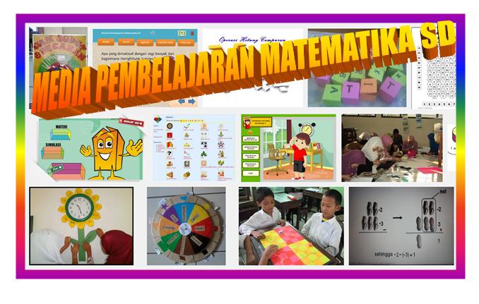 Media Pembelajaran Matematika Sd Audio Visual Dan Power Point Wawasan Pendidikan Dasar