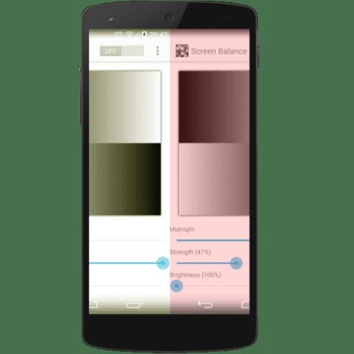 برنامج تغيير لون الشاشه وضبط إعداداتها المتقدمة Screen Balance