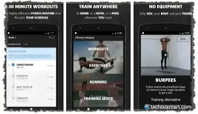 best fitness android and ios apps
