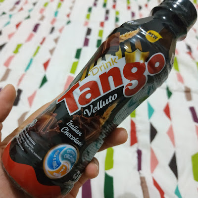 Tango Drink Velluto review
