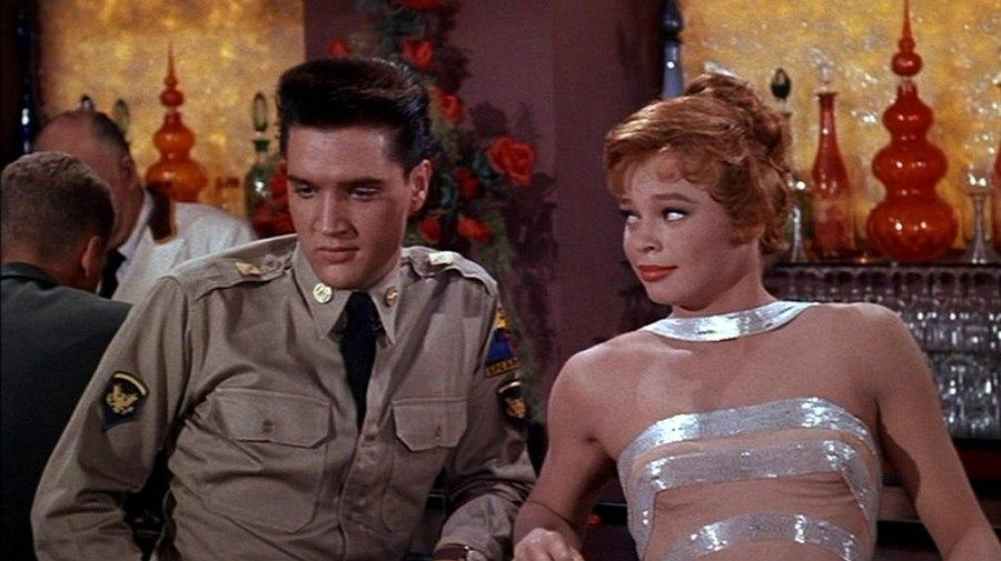 Elvis Presley - Saudades de um Pracinha 1960 Filme 1080p 720p BDRip Bluray FullHD HD completo Torrent