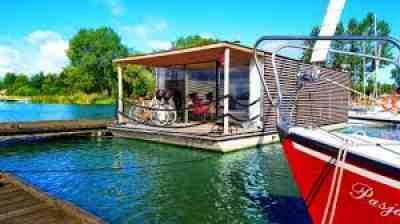 HT Houseboats, Mielno, Poland