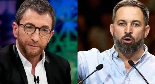 """Pablo Motos desvela el acoso """"miserable"""" de la izquierda y las amenazas de Vox por su entrevista a Abascal"""