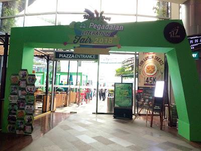 Pegadaian literation fair 2018
