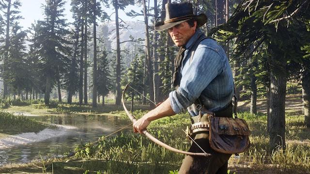 الحيوانات في لعبة Red Dead Redemption 2 ستتغير سلوكاتها حسب الأجواء داخل العالم و تفاصيل رهيبة حقا ..