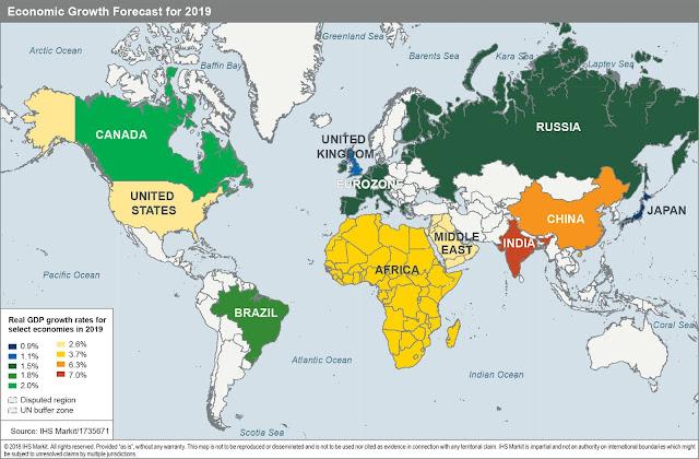 Lịch sự kiện kinh tế toàn cầu