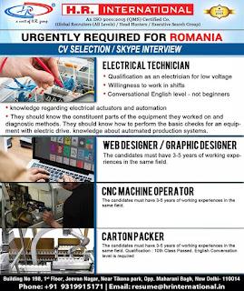 Romania Skype Interview
