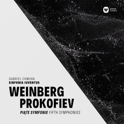Weinberg, Prokofiev - Sinfonia Iuventus - Warner Classics