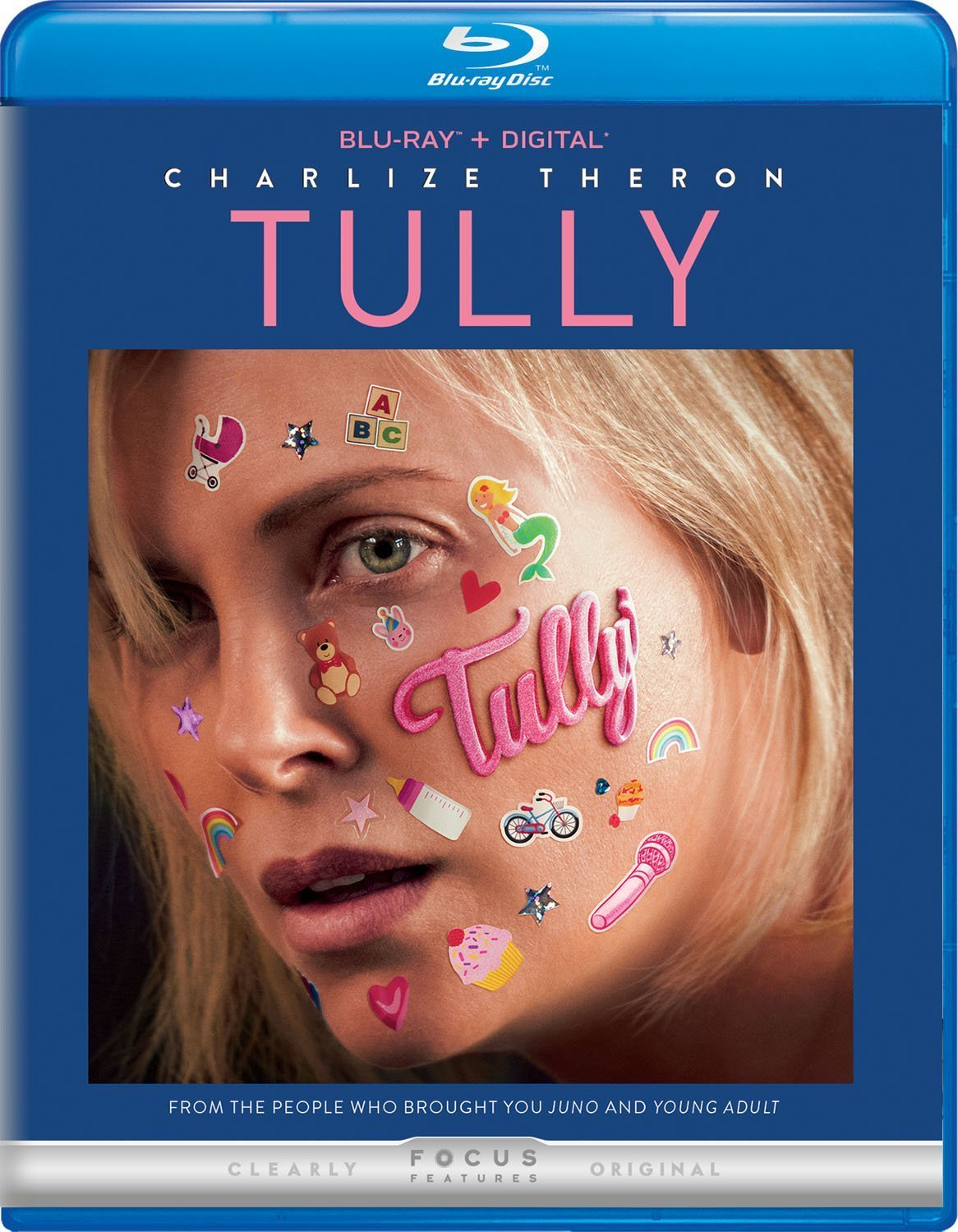 On DVD & Blu-Ray: July 31, 2018 ~ Reviews From A Bed