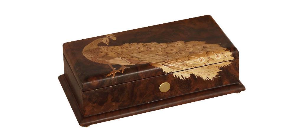 音樂盒一「孔雀(燦爛)」