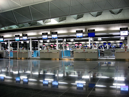 Centraer Japan International Airport