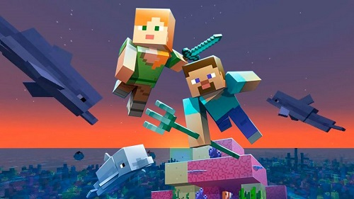 Thật khó tin khi phần lớn người chơi Minecraft là thuộc lứa tuổi trưởng thành!