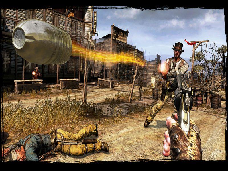 Call of Juarez Gunslinger Highly Compressed Free Download