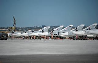 l'aérodrome de Hmeimim