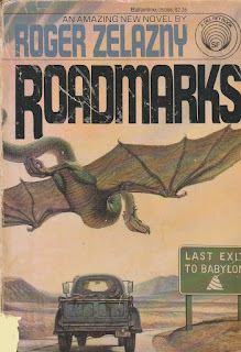 HBO developing Roger Zelazny's ROADMARKS as a TV show