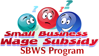 Small Business Wage Subsidy (SBWS) Program