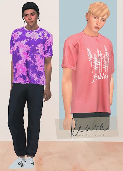 - ̗̀Kenoa T-shirt ̖́- (ts4)