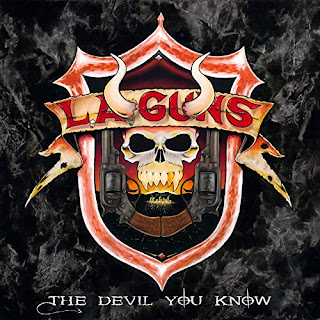 "Το τραγούδι των L.A. Guns ""Stay Away"" από το album ""The Devil You Know"""