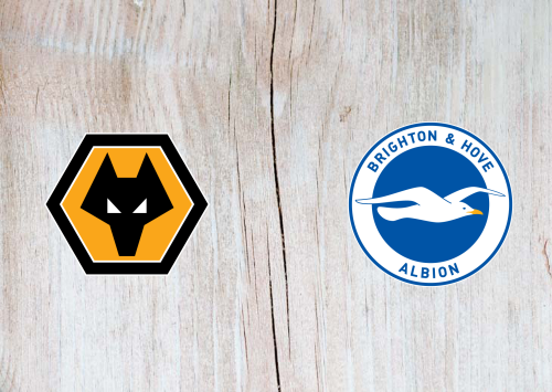 Wolverhampton Wanderers vs Brighton & Hove Albion -Highlights 09 May 2021