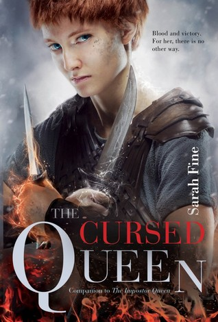 The Cursed Queen book cover