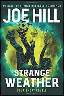 13 Reads of Horror! - Strange Weather by Joe Hill