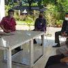 Camat Andi Syahrum Menjamu Kunjungan Inspektur Dispektorat Kota Makassar
