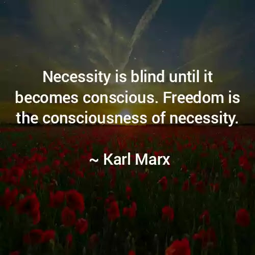 Karl Marx Quotes in English