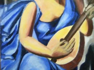Comment copier une oeuvre d'art d'un peintre célèbre 2