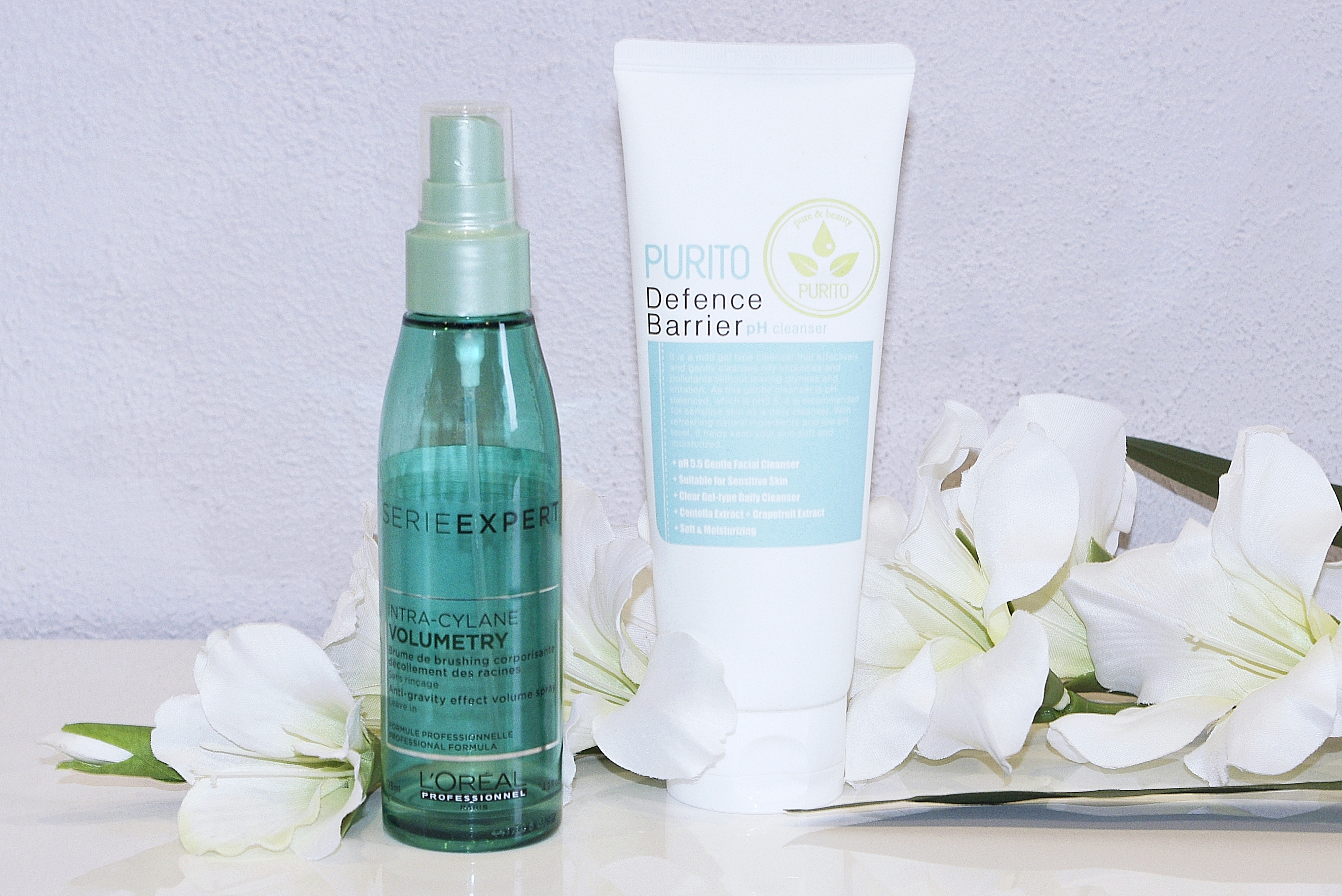 L'Oréal Professionnel Serie Expert Volumetry Spray Purito Defence Barrier pH Cleanser