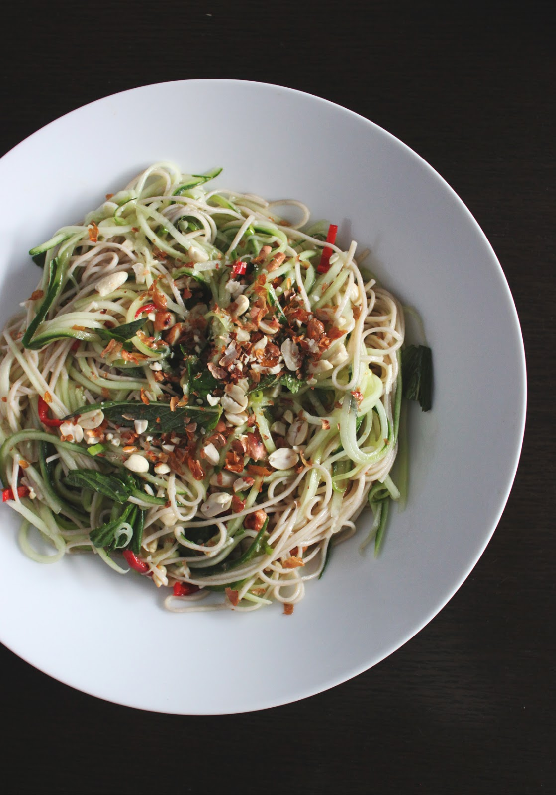 Vietnamese Cucumber And Soba Noodle Salad-5654