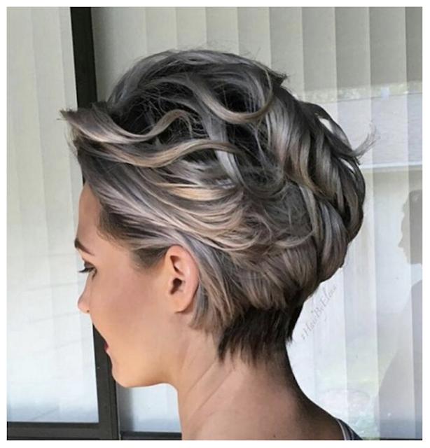 short hair for girls 2019