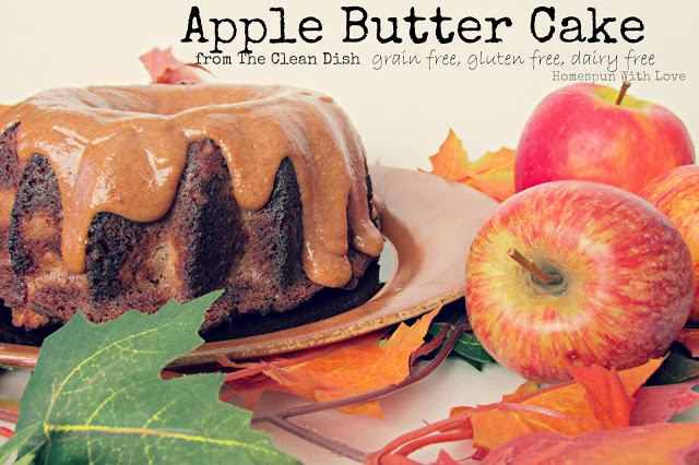 Apple+butter+cake 27 Amazing Apple and Pumpkin Recipes for Fall 63