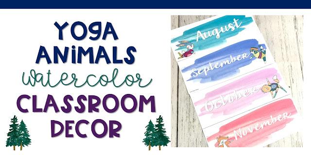 yoga-watercolor-classroom-decor