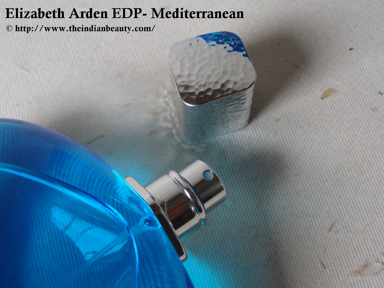 Elizabeth Arden Perfume Mediterranean Breeze