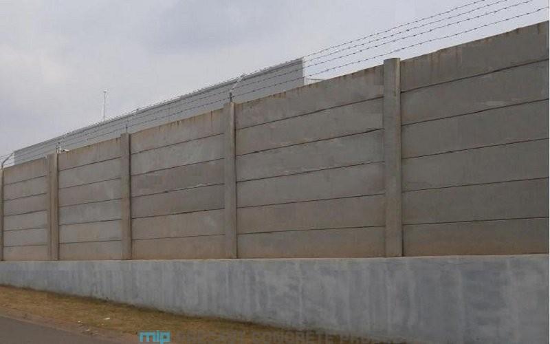 Harga Pagar Panel Beton Megacon di Duren Sawit Jakarta Timur