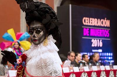 desfile catrinas zocalo cdmx