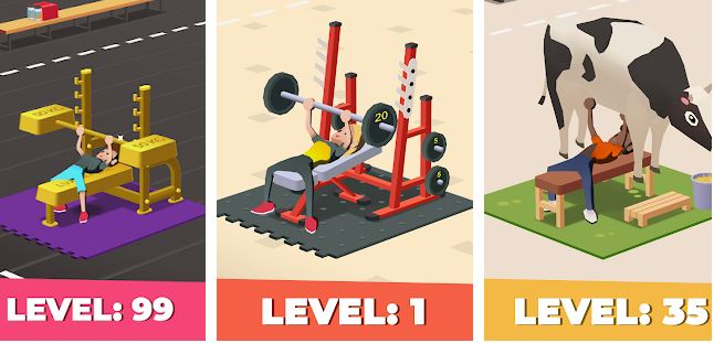 download Idle Fitness Gym Tycoon Mod Apk 2
