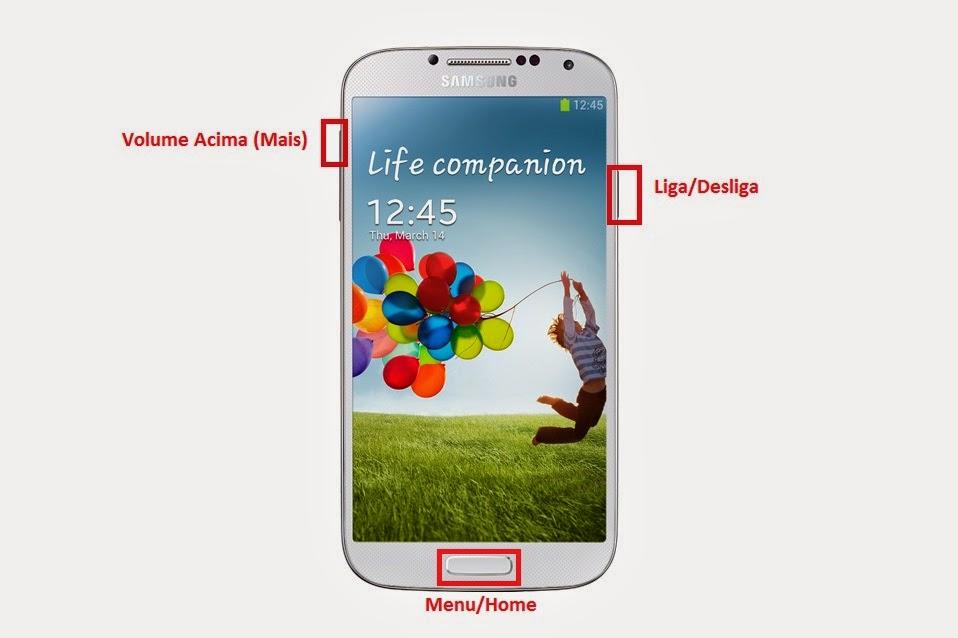 570c53a764 Como resetar Samsung Galaxy S4 - Hard Reset