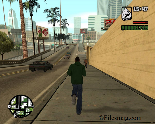 Gta San Andreas Game Free Download For PC (Screenshot)