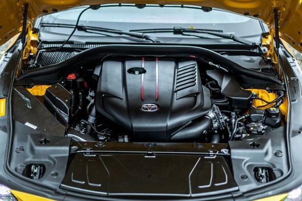 Manhart Toyota GR Supra