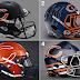 Reimagining NFL Helmets