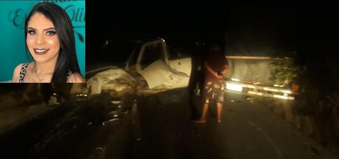 Acidente de trânsito deixa uma pessoa morta na estrada de Ponta do Mel região de Areia Branca