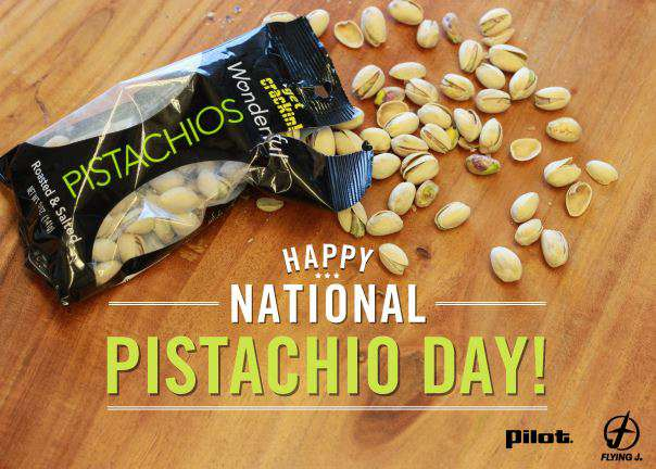 National Pistachio Day Wishes Images