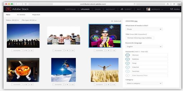 افضل موقع لبيع الصور و كسب الالف دولارات شهريا 2020