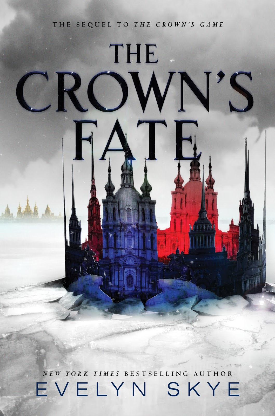 The Crown's Fate book cover