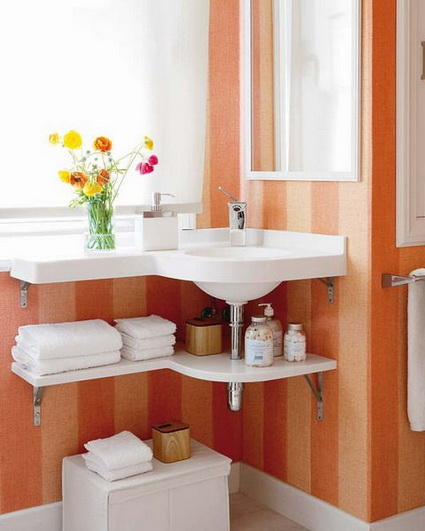 5 Tips For Decorating Small And Simple Bathrooms 6