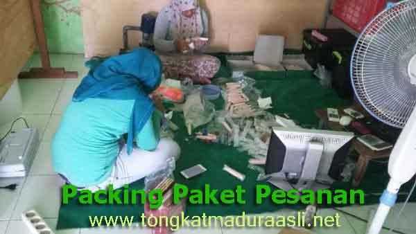Packing tongkat madura