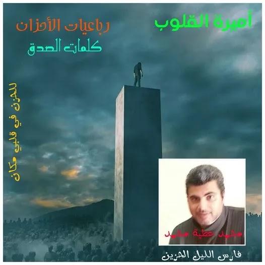 أميرة القلوب بقلم الشاعر الأستاذ / محمد عطية